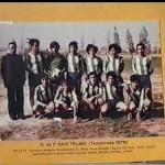 Febrero de 1976 equipo de empresas