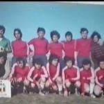 Equipo de Empresas primer año 1976
