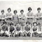 1976/1977 INFANTIL A