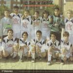 2002/2003 INFANTIL A