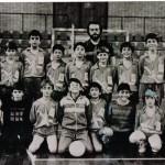 1991/1992 ALEVIN FUTBOL SALA