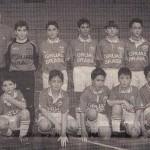 2000/2001 ALEVIN B COBARSA