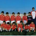 1993/1994 BENJAMIN C