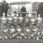 1991/1992 CADETE