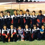 1995/1996 CADETE B