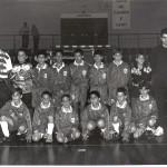 1996/1997 BENJAMIN A COBARSA