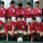 1988/1989 JUVENIL