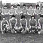 Campeón Cadete 1975/1976