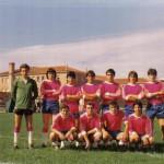 Juvenil 1979/1980 equipo mas goleador