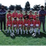1988/1990 Equipo benjamin y Alevin campeon dos temporadas consecutivas