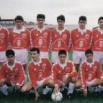 Primer juvenil Liga nacional