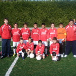 2010/2011 Alevin B