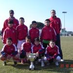 2008/2009 BENJAMIN A