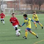 Benjamin A - La Salle (0-3) (11-2-17) (3) Norte de Castilla