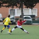 Benjamin A - La Salle (0-3) (11-2-17) (5) Norte de Castilla
