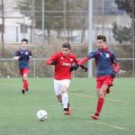 Cadete-Castilla Palencia (1-3) (12-2-17) (1) Norte de Castilla