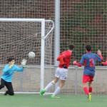 Cadete-Castilla Palencia (1-3) (12-2-17) (4) Norte de Castilla