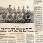 XIX Trofeo