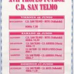 XVII trofeo cartel