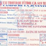 XXI Trofeo cartel