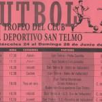 XXII Trofeo cartel